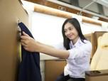 FOTO: Layanan First Class di Kereta Mudik Jakarta-Surabaya