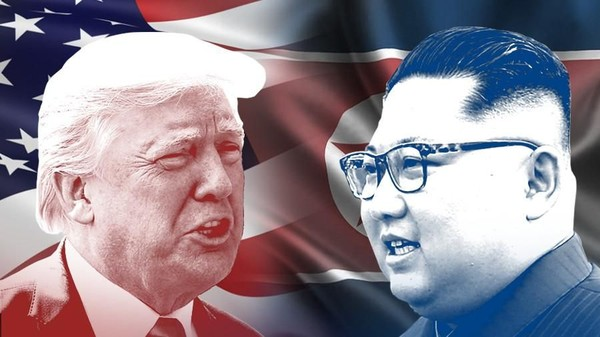Pertemuan Trump-Jong Un