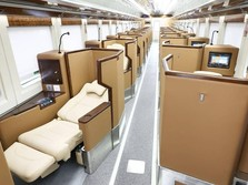 Membandingkan Kereta First Class di RI dan Negara Lain