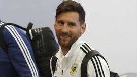 Pelatih Timnas Argentina Yakin Lionel Messi Kembali