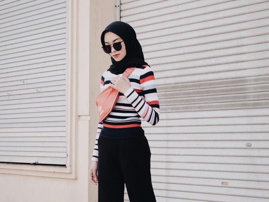 Inspirasi Gaya Selebgram Hijab untuk Mudik Cantik Nan Modis