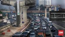 400 Ribu Lebih Kendaraan Memasuki Jakarta Hingga H+3 Lebaran