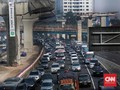 Rest Area dan Proyek LRT Penyebab Macet Tol Jakarta-Cikampek