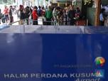 Pengumuman! Bandara Halim PK Kembali Layani Penerbangan Sipil
