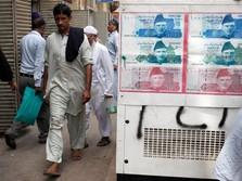 Krisis Neraca Pembayaran, Rupee Pakistan Anjlok