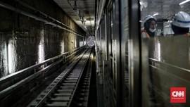 Progres Pembangunan MRT Capai 94 Persen