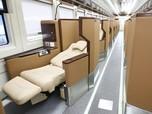 Laku Keras, Kereta First Class Akan Hadir di Yogya & Semarang