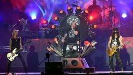Promotor Konser Guns N' Roses Persiapkan Kehadiran Jokowi