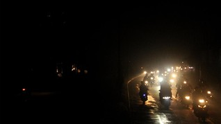 Minim Penerangan, Penyebab Kecelakaan di Jambi
