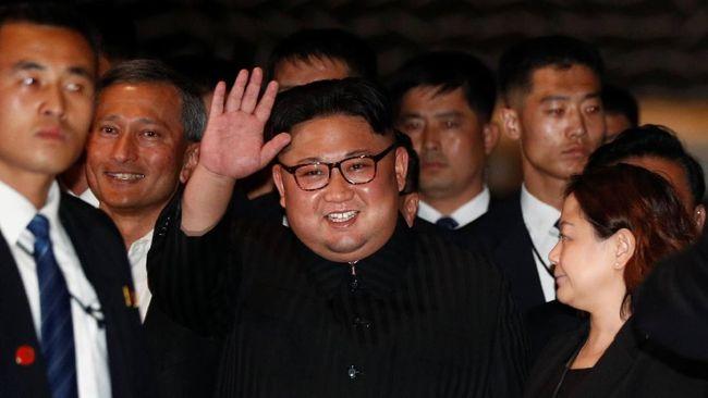 Kim Jong-un Diperkirakan Naik Kereta Api untuk Bertemu Trump