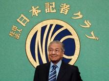 Pererat Hubungan Bilateral, PM Mahathir akan Kunjungi RI