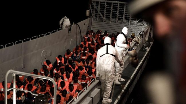 Jaksa Italia Buka Penyelidikan atas Mendagri soal Imigran