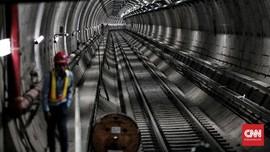 JICA Siap Cairkan Pinjaman Rp9,44 T untuk Proyek MRT Fase II