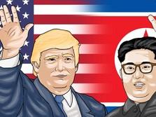 Trump-Kim Bertemu Setelah 6 November, Bahas Denuklirisasi
