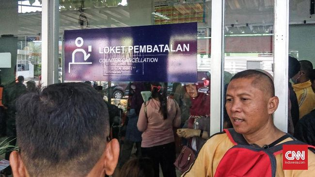Pembatalan Tiket Ramai, PT KAI Sebut Banyak yang Berharap