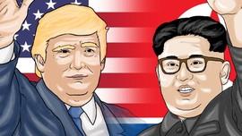 Trump & Kim Mengukir Sejarah