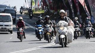4 Imbauan Polisi untuk Pemudik Sepeda Motor di Lebaran 2019