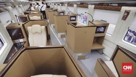 KAI Tambah Enam Kereta Sleeper di Awal Tahun Depan