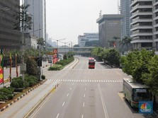 Buruh Tuntut Gaji Minimal Rp 4,56 Juta di Jakarta