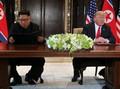 Trump Sebut Proses Denuklirisasi Berjalan Cepat