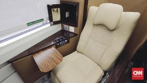 Kereta Sleeper Class Laris Manis selama Periode Mudik Lebaran