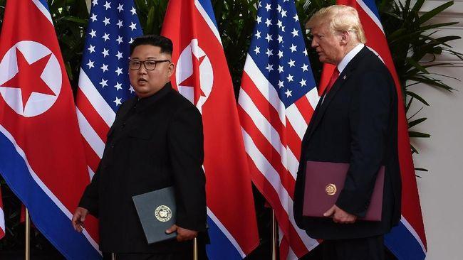 Mengintip Isi Perjanjian Trump dan Kim Jong-un