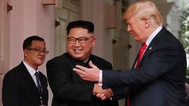 Makanan Amerika-Korea, Menu Makan Siang Kim dan Trump