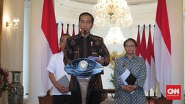 Jokowi: Kampanye Jadi Anggota DK PBB Tak Hamburkan Uang