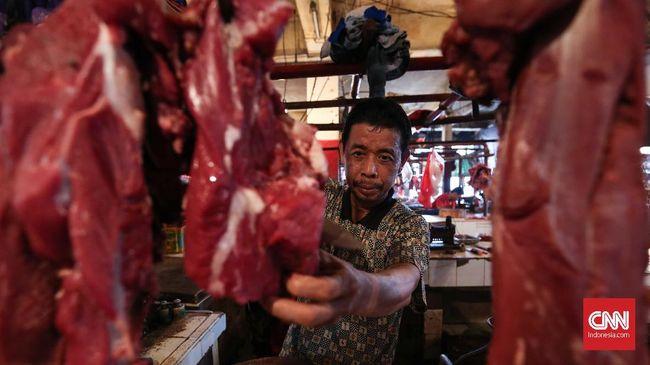 Jelang Lebaran, Harga Daging dan Gula Mulai Merangkak Naik
