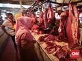 Cegah Kenaikan Harga, Bulog Impor 215 Ton Daging Kerbau India