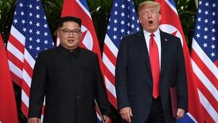 Bercanda Mau Diperlakukan seperti Kim Jong-un, Trump Dikritik