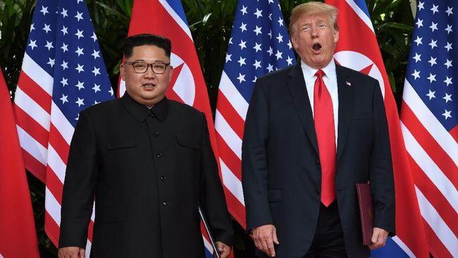 Trump: Sanksi Terhadap Korut Belum akan Dicabut