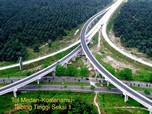 Percepat Proyek Tol Sumatera, Hutama Karya diberi PMN Rp 7 T