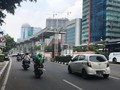 VIDEO: Jakarta Lengang Jelang Lebaran