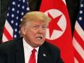 Trump-Kim Bahas HAM, Sepakat Pulangkan Jenazah Korban Perang