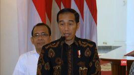 VIDEO: Jokowi Sambut Baik Pertemuan Trump-Kim Jong-un