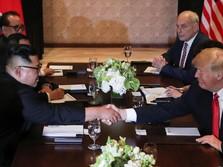 Trump: Denuklirisasi Penuh Korea Utara Dimulai