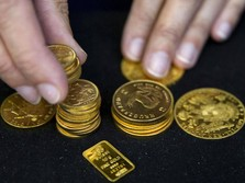 Ada Stimulus Biden Rp 27.000 T, Emas Mulai Diborong Lagi Gaes