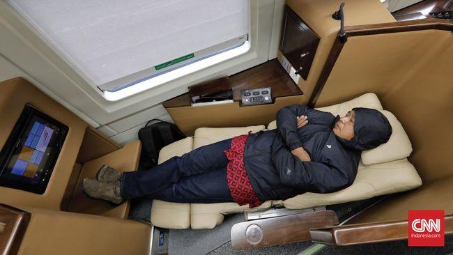 Kai Tawarkan Kereta Sleeper Jakarta Malang Tarif Rp1 45 Juta