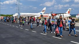 Alasan Survai Udara Penas Jadi Induk Holding Penerbangan