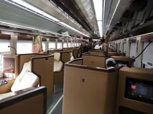 Promo Kereta First Class Berakhir, Berapa Harga Tiket Normal?