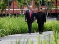 Kim Jong-un Kirim Pesan Perdamaian untuk Trump di Akhir 2018