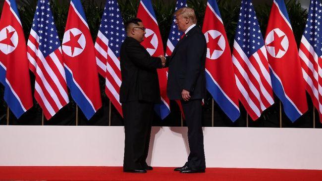 KTT Kedua Trump-Kim Jong-un Dihelat di Negara Asia