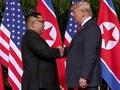 Trump dan Kim Jong-un Teken Dokumen Bersejarah