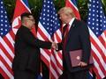 Sekjen PBB Harapkan Kesepakatan Denuklirisasi dari Trump-Kim