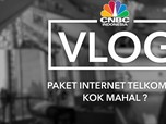 VLOG: Paket Dibilang Mahal, Ini Penjelasan Bos Telkomsel