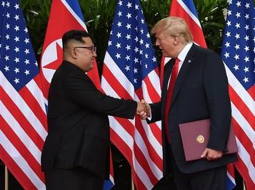 Trump - Kim Berdamai, Kekalahan Bagi Korea Utara?