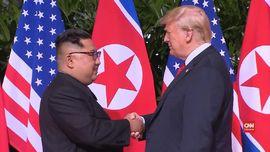 VIDEO: Pertemuan Bersejarah Amerika Serikat dan Korea Utara