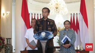 Jokowi Berharap Trump-Kim Berkontribusi pada Perdamaian Dunia