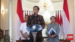 Jokowi Sebut Palestina Fokus Utama Indonesia Masuk DK PBB